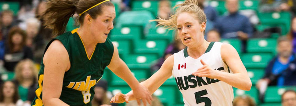 Women's Basketball vs UNBC and Mount Royal
