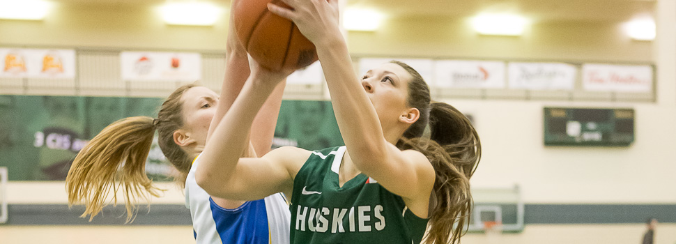 WBB - CanWest Quarter-Final vs UBC (Game 2)
