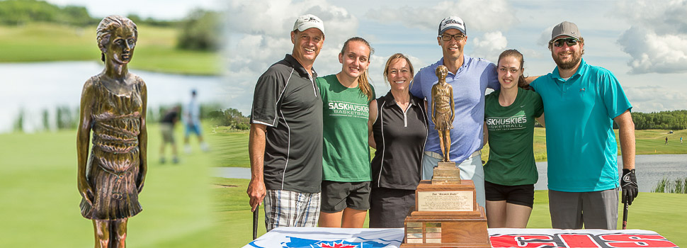 U of S Huskies Women's Basketball Golf Tournament