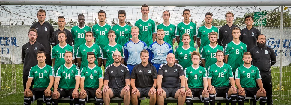 Men's Soccer Headshots