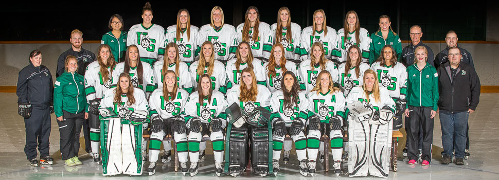 Women's Hockey Headshots