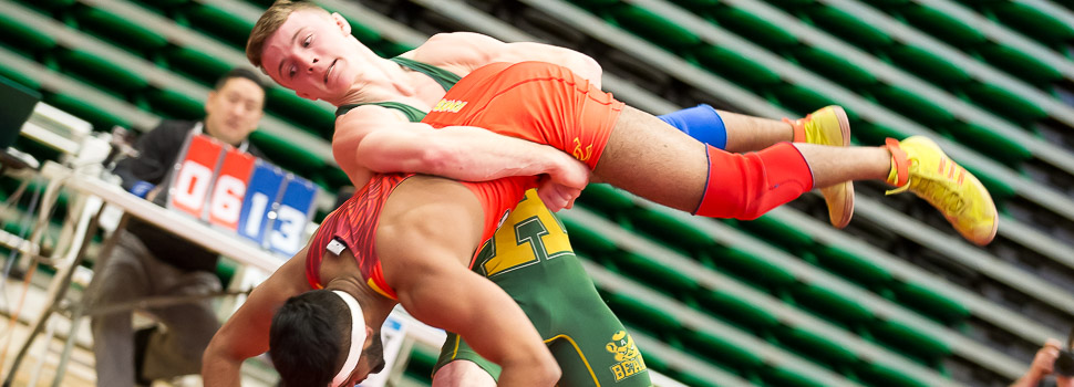 CanWest Wrestling Championships (Day 1)