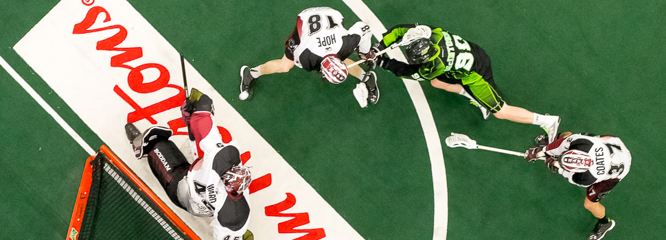Rush vs Colorado Mammoth