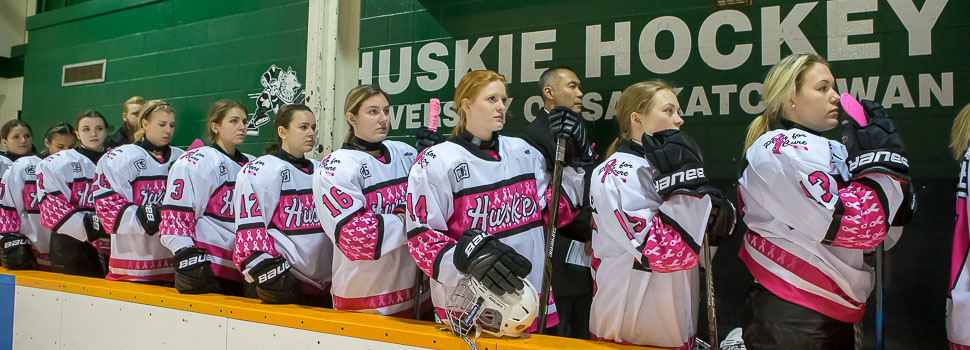 WHOC v Lethbridge • Play for a Cure
