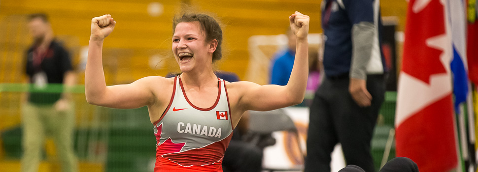 2019 Junior Canadian Wrestling Championships