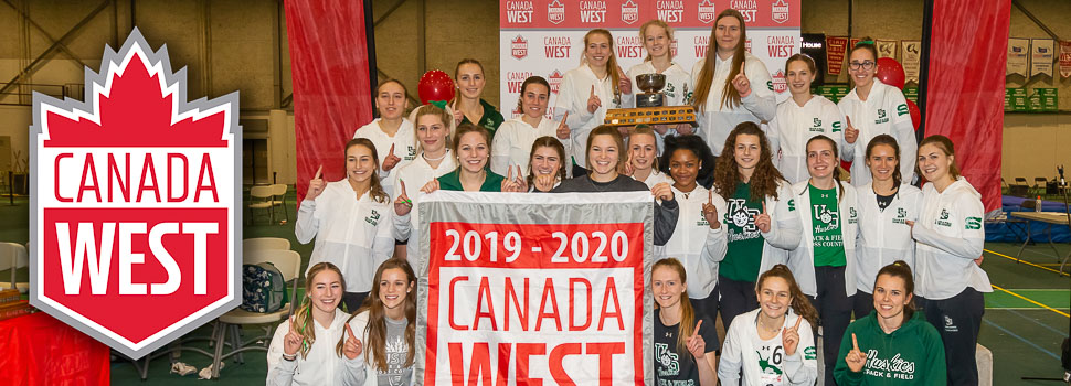 2020 CanadaWest Track and Field Championships • Day 2
